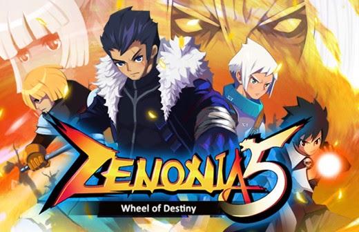 Zenonia 5 (Offline) Full Apk+SD Data