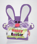 . Design Team will be hosting a giveaway contest on our blogs where you . easter bunny gift bag tania
