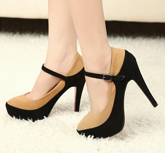 Jual Oullis Nice Heels 2013 Sepatu High Heels