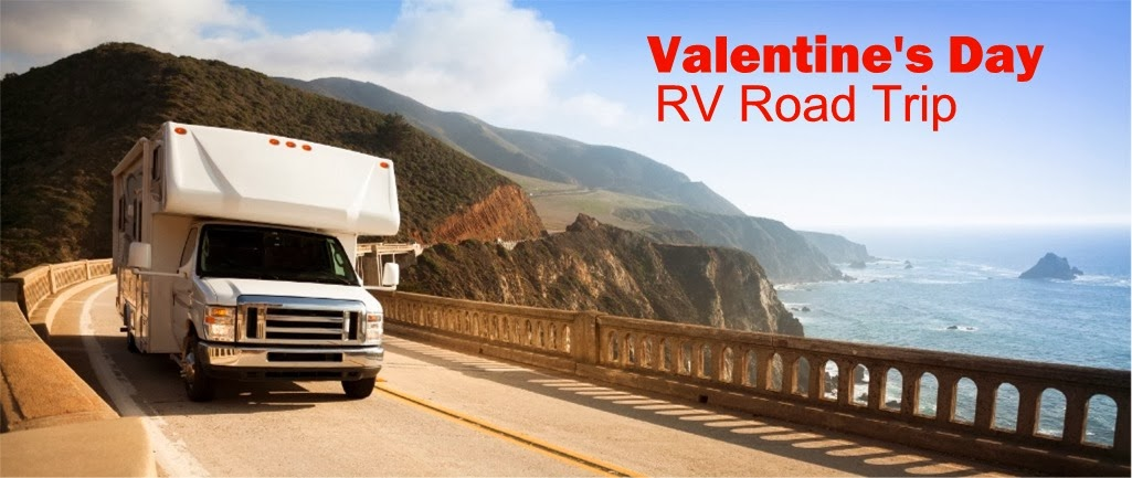 tips for planning your valentines day rv road trip