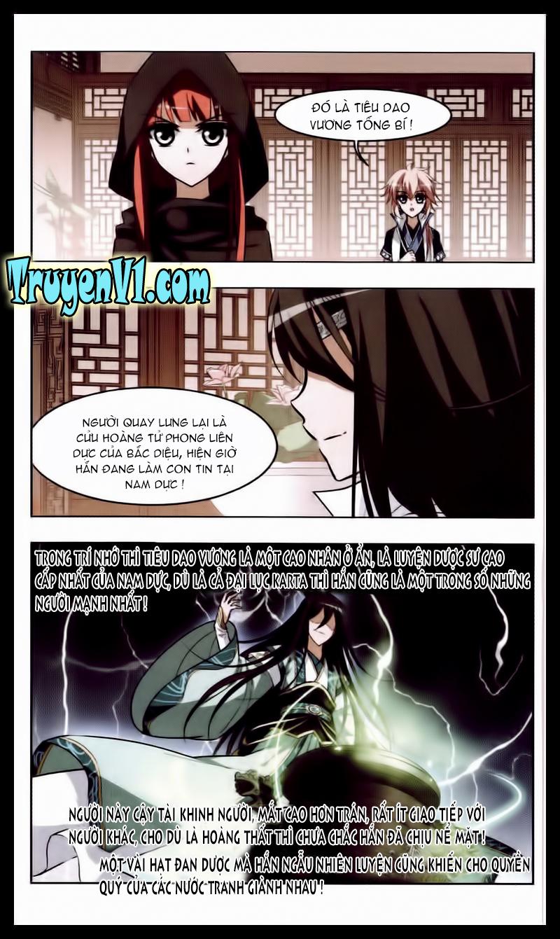 TruyenHay.Com - Ảnh 20 - Phượng Nghịch Thiên Hạ Chap 10