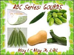 ONGOING EVENT - ABC Series:GOURDS