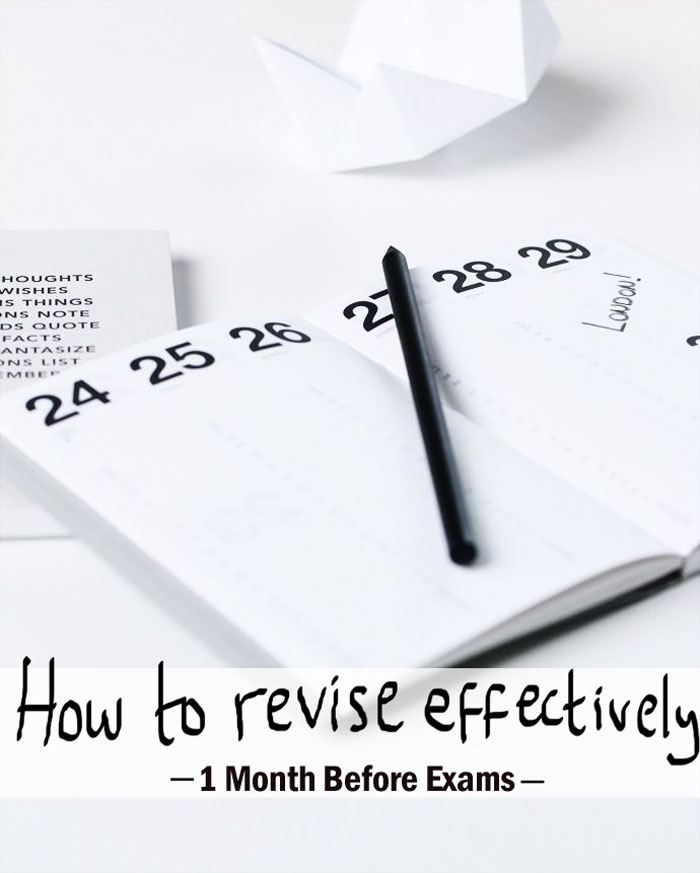 How can i revise for my exams?