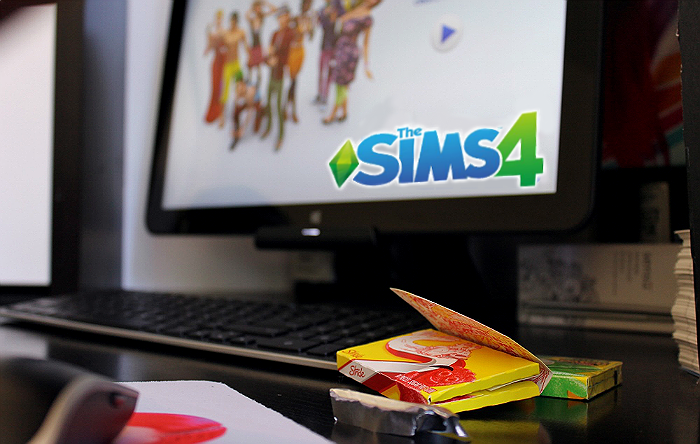 Create-A-SIM #TheSims4 demo #CollectiveBias #shop