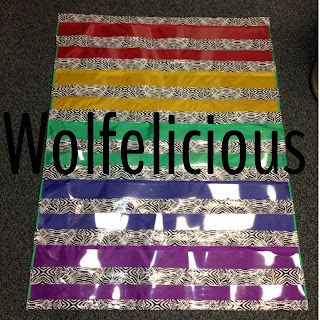 Photo of Poctket Chart Wolfelicious