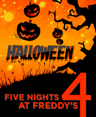 Five Nights At Freddy's 4 Halloween v1.1 Full Ingles