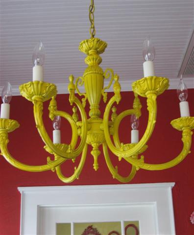How to Replace a Chandelier   eHow.com