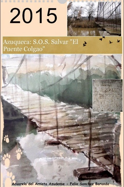 Portada Almanaque 2015
