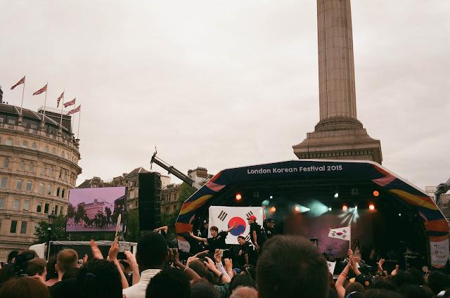London Korean Festival 2015
