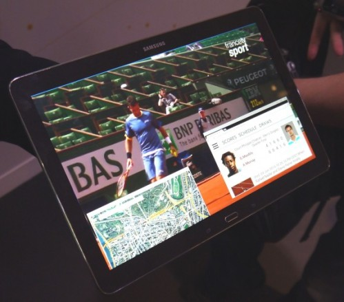 Nuovo tablet da 12 pollici Ultra HD di Samsung in arrivo?