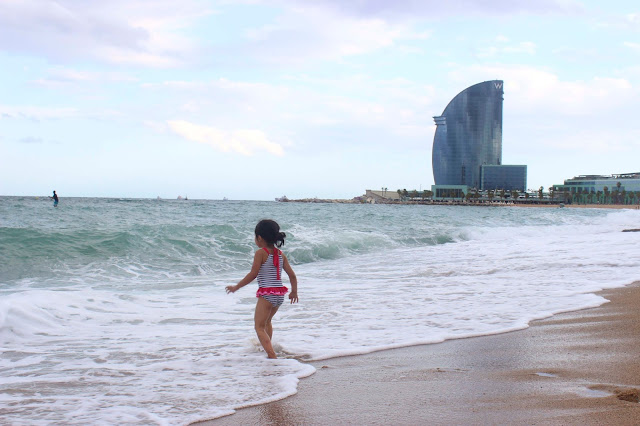 La Barceloneta | Barcelona | Chichi Mary Blog