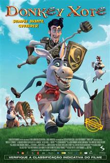 Download  Donkey Xote DVDRip RMVB Dublado