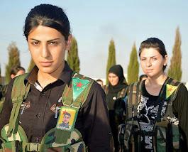 Koerden De Strijdsters