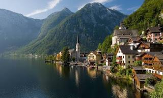 negara austria bersih