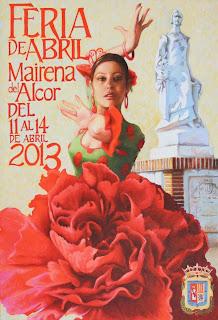 Feria de Mairena del Alcor 2013