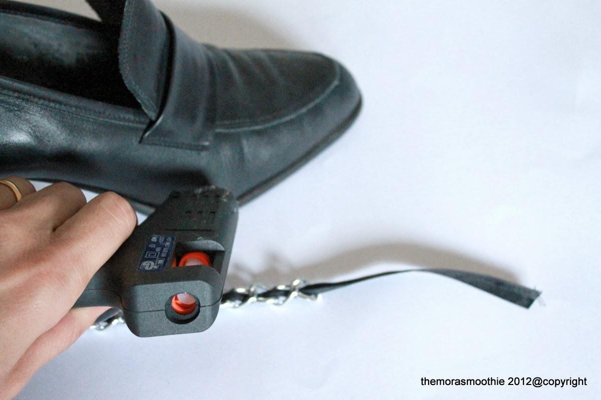 craft, diy, diy fashion, diy chanel, crafts, tutorial, chanel, chanel shoes, diy chanel shoes