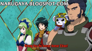 Ixion Saga DT 15 Subtitle Indonesia