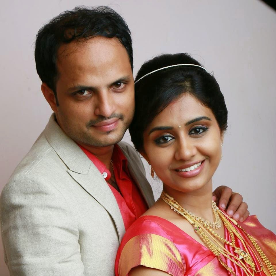 Jude Anthany Joseph married Diyana Ann James