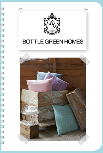 Bottle Green Homes