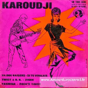 Karoudji 24000 Baisers
