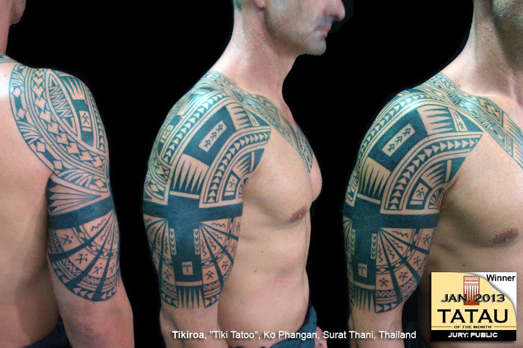 winner best tatau of the month