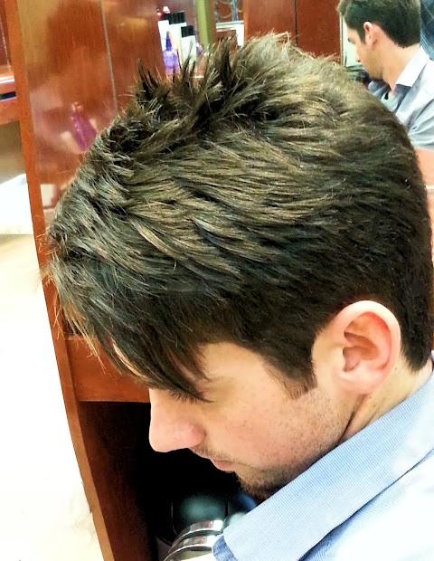 haircuts men