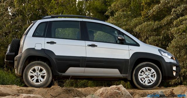 Fiat Idea 2013 Adventure
