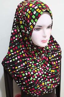 jilbab syiria mozaik