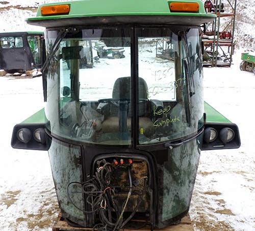 John Deere 4255 Powershift Cab