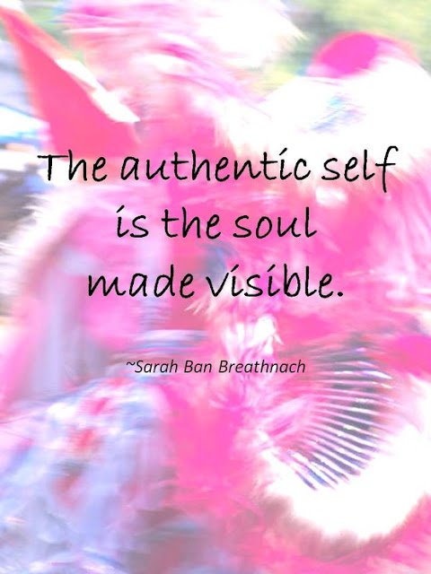how to become your most authentic self