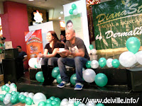 Diana Stalder: 15th Year Anniversary Mall Tour with Daiana Menezes and Tibo of PBB 5