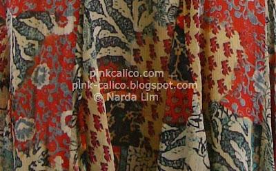 Pink Calico: Wild Print Skirt
