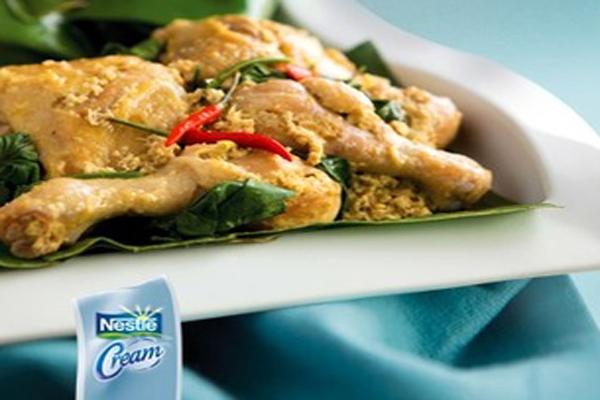 Creamy Grilled Chicken Inasal Nestle Recipe