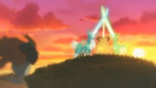 Pokemon Darkness of Island  Cobalion_Tarrakion_Virizoon_Sacred_Sword