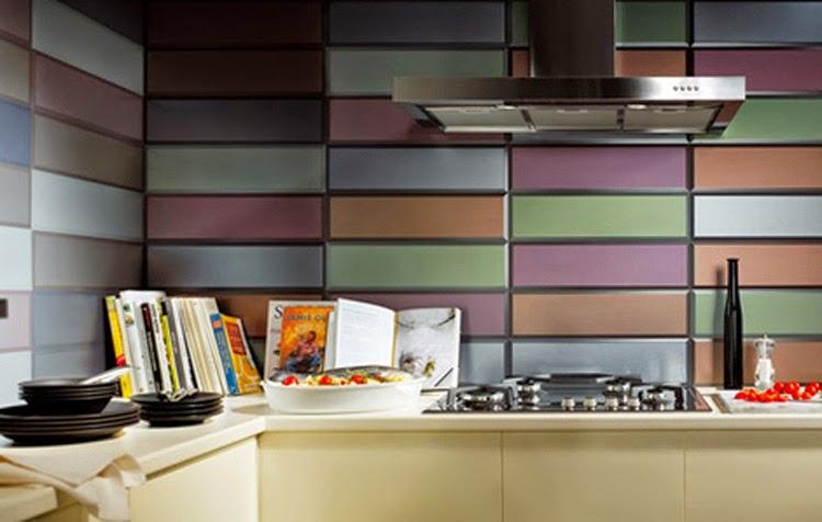 Contoh Desain Keramik Dapur Rumah Minimalis