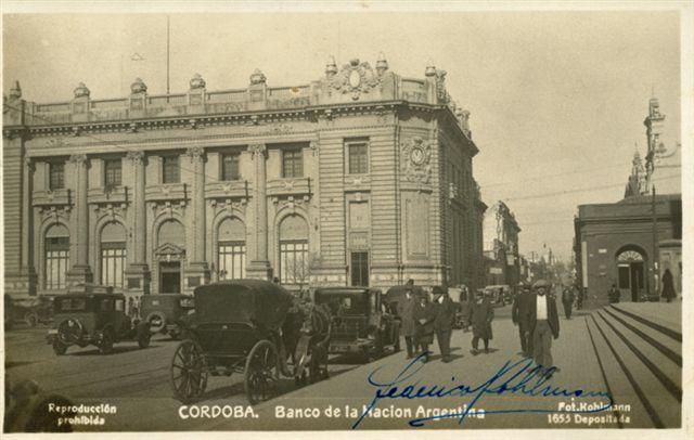 Banco de la Nación sucursal Córdoba