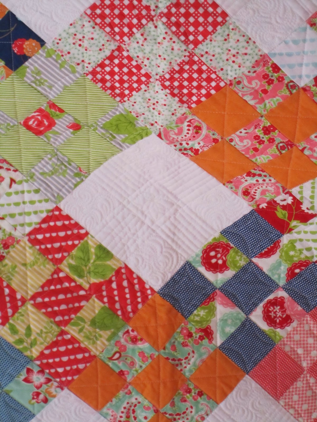 camille roskelley's machine quilting