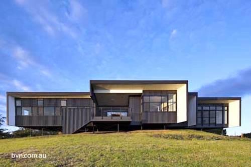 Arquitectura de vanguardia en Australia