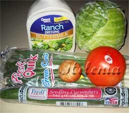 лук зеленый - 1 горстка; - майонез - 3-4 стол. ложки; - соль - по вкусу; - черный молотый перец - по желанию.
