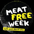 Meat Free Week challenge