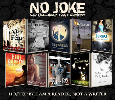 No Joke - Win Big April Fools Giveaway Kindle Fire