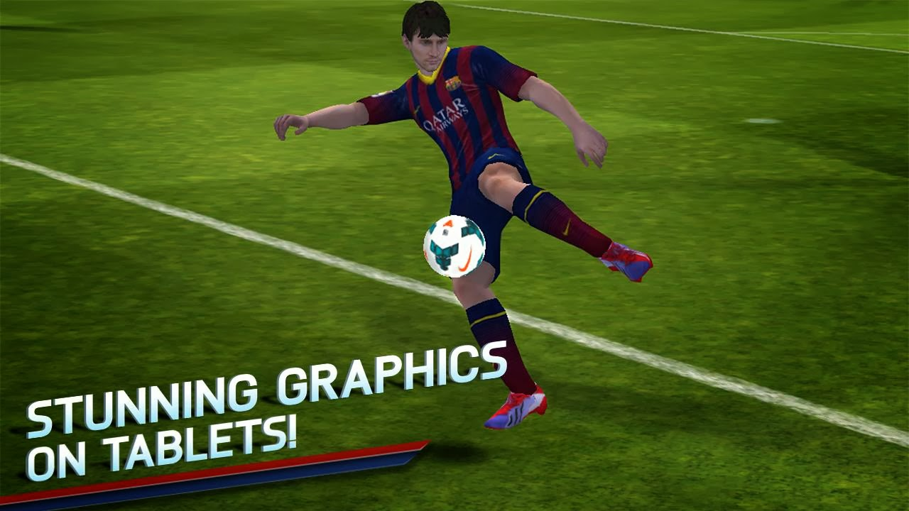 FIFA 14 1.3.2 MOD APK + DATA [FULL VERSION - UNLOCKED ...