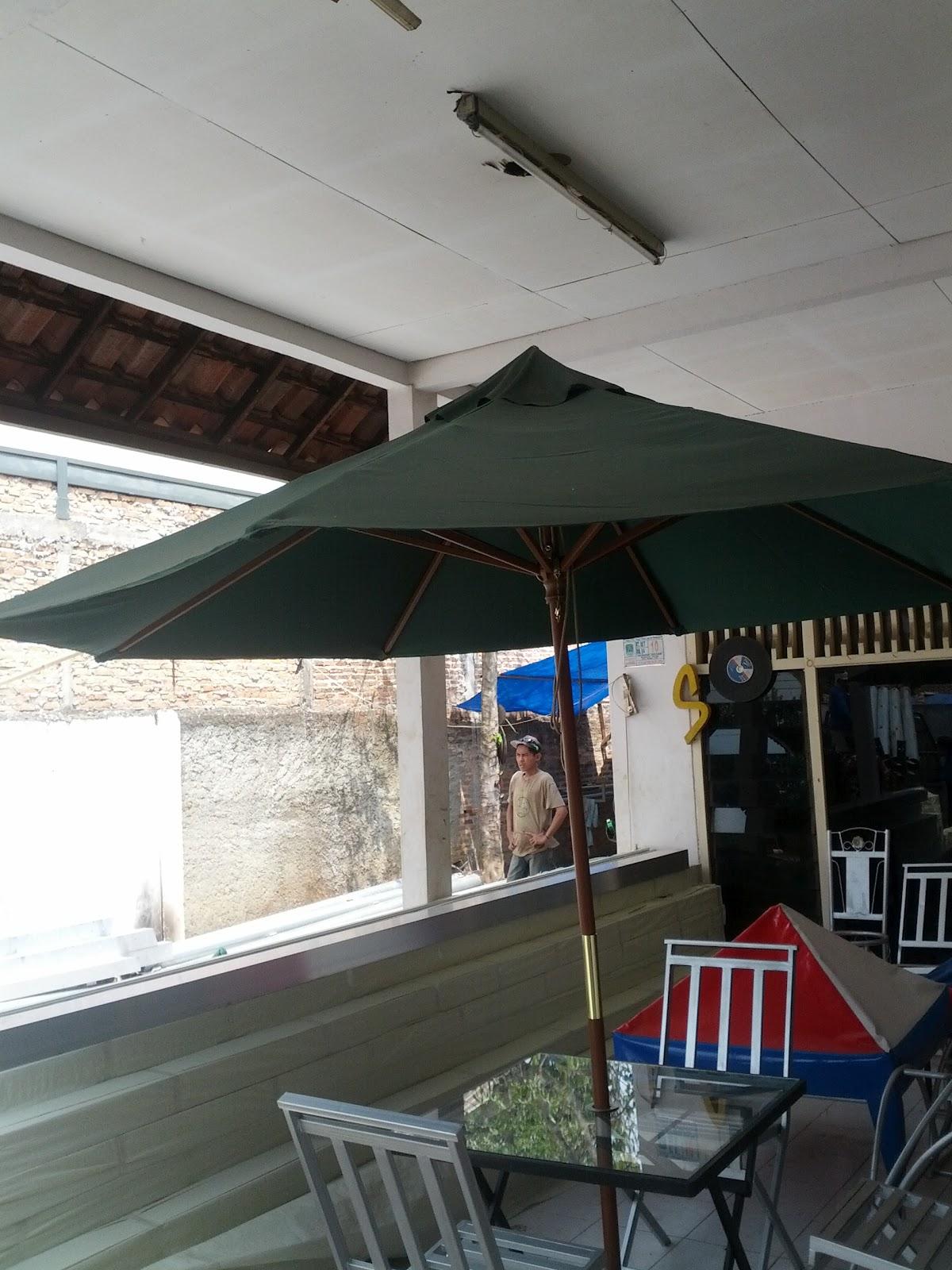 Tenda Kafe, Tenda Payung, Tenda Kolam renang, Tenda Jati