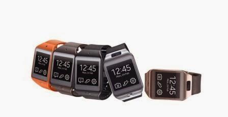 Samsung resmi umumkan Gear 2 dan Gear 2 Neo berbasis Tizen