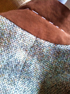 Tweed jacket from Cifonelli