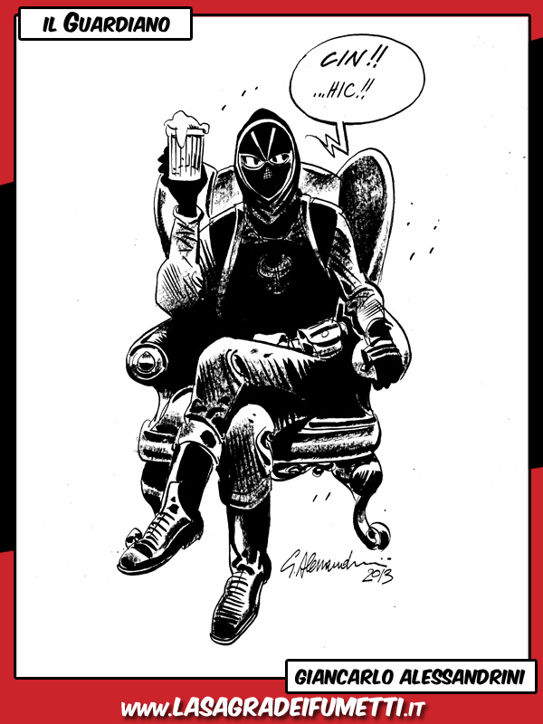 La sagra dei fumetti i disegnatori di dylan dog martin for Disegnatori famosi
