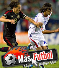 Mexico vs Costa Rica En vivo 2012
