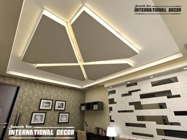 Exclusive catalog of false ceiling pop design for modern for Wall ceiling pop designs
