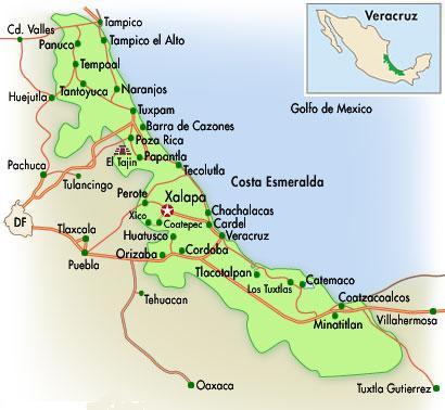 los municipios de veracruz: