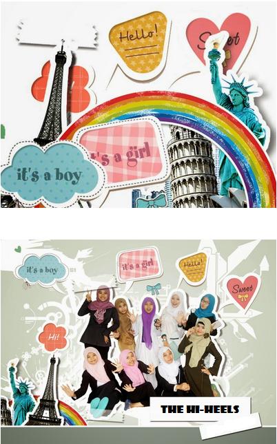 Cara Membuat Wallpaper dengan Photoshop Keren dan Menarik